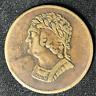 Canada 1820 Half Penny Token Un Sou LC-60-11 / Breton 1012 / J-060