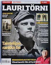 MAC V SOG Veteran Lauri Torni Magazine