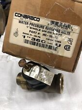 New In Box Conbraco 36c 105 03 Water Pressure Reducing Valve 1fnpt X1 Union