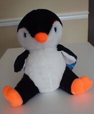 THE BEAR FACTORY Penguin Stuffed Animal Plush From Signature Collection