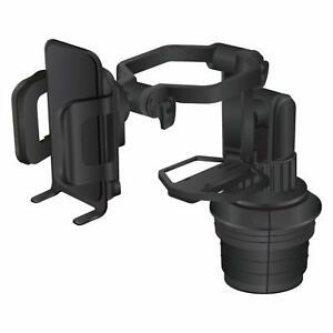 Cellet 2 in 1 Cup Holder Smartphone Mount  Phone Cradle with Beverage Holder