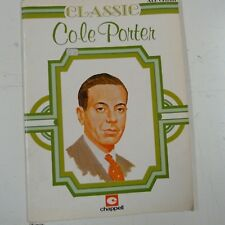 all organ COLE PORTER classic