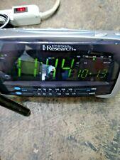 L👀K Emerson Research Smart Set Jumbo Display Dual Alarm Clock Radio CKS2237