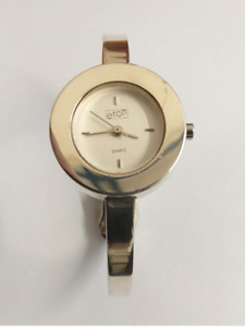 925 Sterling Silver Solid Brclt Watch Hallmarked EX DISPLAY, Scratched RRP-195