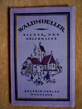 """""""Waldmüller – Bilder und Erlebnisse"""" von Georg Jacob Wolf"""