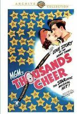 Thousands Cheer 0883316127407 With Kathryn Grayson DVD Region 1