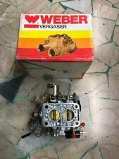 Carburatore Weber Fiat UNO Ritmo 60 - 30/32 DMTE 10/150 NUOVO New carburetor