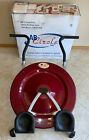 AB Circle Pro Exercise Workout Equipment Home Gym Core Abdominal Abs Stomach DVD