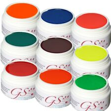 GS-Nails UV Neon-Gel 5 ml Made in Germany