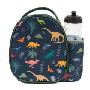 JJK Dino Lunch Bag & Bottle-6803