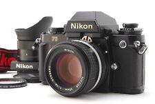 【Excellent】Nikon F3 Eye level 35mm SLR Film Camera Ai-s 50mm F1.4 DW4 (180-E951