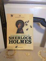 Andrew Lane : Les Premières Aventures de Sherlock Holmes - L'Ombre de la Mort