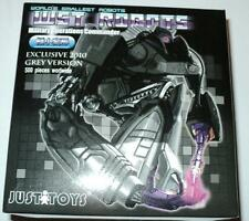 TRANSFORMERS 2010 Justitoys WST SHOCKWAVE LIMITED PRODUCTION 1 OF 500 ONLY MISB