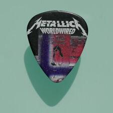 Metallica - Trondheim 13/07/19 Worldwired Tour 100% Authentic RARE Guitar pick