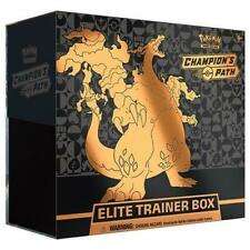Pokemon Champion's Path Elite Trainer Box Presale Sept. 25 2020