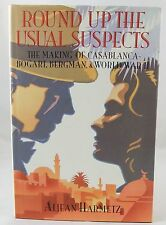 Round Up The Usual Suspects Book c 1993 Aljean Harmetz