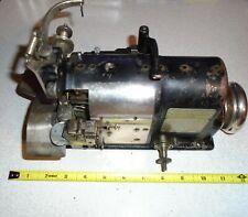 Vintage Lawrece M. Stein Co. Merrow Style 60Jduw Industrial Sewing Machine
