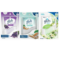 3 X Glade Hang It & Refresh Air Fresheners 8g - choose your fragrance