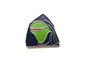 Dark Kermit Meme Metal Enamel Pin Button Badge Brooch Evil Sith Dark Side Jedi