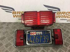 HONDA GL1100 GL 1100 ASPENCADE REAR LIGHT AND BRACKET    (STOCK 388)