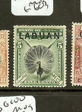 LABUAN (B0802) 5C BIRD  SG92A  MOG