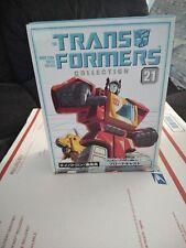G1 Transformers reissue TFC 21 Broadcast Blaster Mib bookstyle Takara