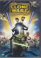 Dvd STAR WARS - THE CLONE WARS - THE MOVIE - IL FILM animazione nuovo 2008