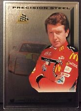 Bill Elliott 1996 Pinnacle Precision Steel Metal Promotional Card #00 Lot of 10