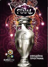 EM-Final 01.07.2012 Italien / Italy - Spanien / Spain, EURO 2012 Ukraine Edition