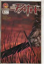 Crossgen Comics Path #1 April 2002 NM-