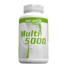 Best Body Nutrition Multi 5000 Dose mit 100 Kapseln (10,10 €/100 g)