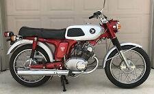 1969 Honda SS125A
