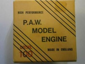 PAW 1.0  cc  F.F. Model Diesel Engine