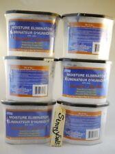 6 Moisture Eliminator Absorber Home Closet Garage CAR Charcoal Dehumidfier 9.8oz