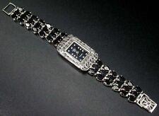 _LDN_Montre Bracelet Grenat Mozambique _Argent 925_Fermeture de la boutique