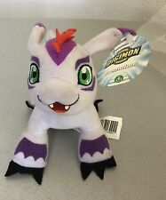 VINTAGE# Digimon  Gomamon Plush Stuffed Doll Soft Mini Plush#with Tag