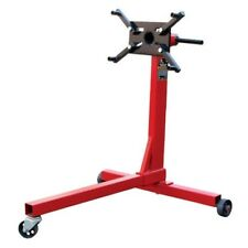 Engine Stand 750lbs 340kg Garage Tools Lifting Storage On Wheels