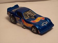 1977 VINTAGE HOT WHEELS RACE CAR 1 F/C ~ CHROME MAGS ~ IN GOOD CONDITION