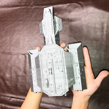 Daedalus spaceship from Stargate with stand
