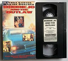 Bobbie Jo and the Outlaw (VHS, 1976) LYNDA CARTER GoodTimes Home Video