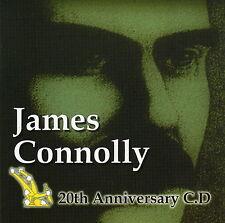 irish rebel music James Connolly 20th anniversary Cd  Irish Republican Celtic