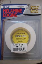 88265 Band-It Melamine Edging Iron on Pre-Glued Edging Made in Usa