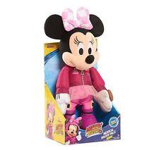 DISNEY Just Play Roadster Racer Musical Light Pals Minnie Plush Soft  Cute Gift