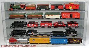 Train 15-HO Display Case