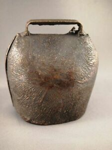 Antique Cow Bell # 10 No Strap