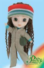 "Little Pullip Mini 5"" Doll ASSA Rasta Music Marley Dance Big Eye Jun NRFB"