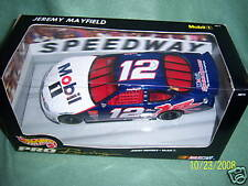 1/24 H.W.  JEREMY MAYFIELD #12  MOBIL 1  1997 mint