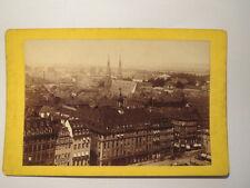 Dresden vom Kreuzthurm - 1882 / KAB