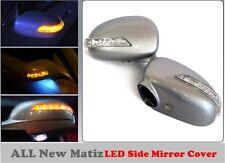 LED Light Side Mirror Cover (1 way) for Chevrolet  ALL New  Matiz (2005~2008)///