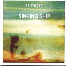 BALTHAZAR - rare CD Single - Europe - Promo